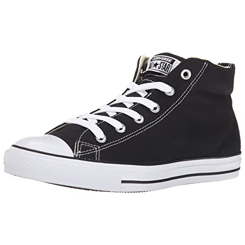7e63bad39e4953 Converse Men s Street Canvas Mid Top Sneaker