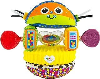 LAMAZE Mitchell Moonwalker Wobbler Baby Toy, Multi