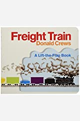 Freight Train Lift-the-Flap Board book