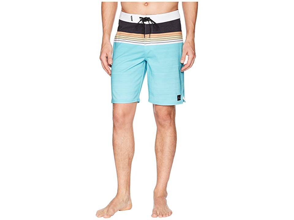 Rip Curl Mirage Medina Edge Boardshorts (Light Blue) Men