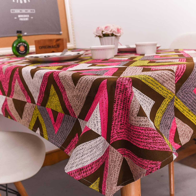 Die nordische moderne minimalistische Mode Tischdecke Tischtuch Tuch Staub Tuch Tuch, A - 02,140 X 200 Cm