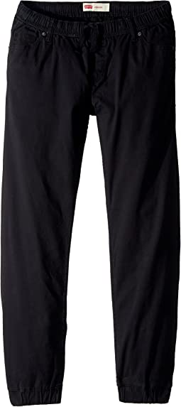 Levi's® Kids Twill Joggers (Big Kids)