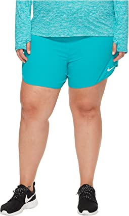 "Flex 5"" Running Short (Size 1X-3X)"