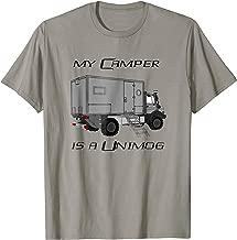 my camper is a unimog
