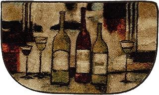 Mohawk Home New Wave Wine & Glasses Rug, 1'6