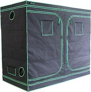 "Green Hut 96""X48""X78"" 600D Mylar Hydroponic Indoor Grow Tent"