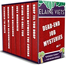 The Dead-End Job Mysteries: Volume 1-7 (Dead-End Job Mystery)