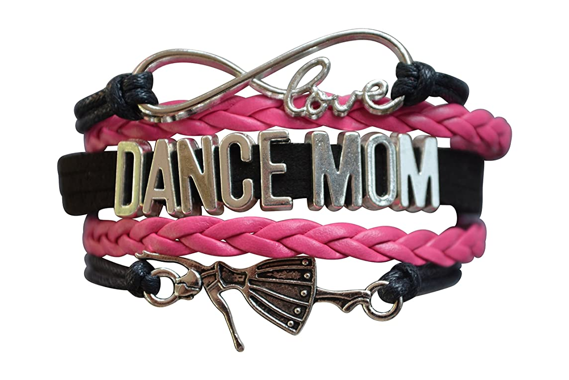 Dance Mom Bracelet- Dance Jewelry - Perfect Gift For Dance Moms