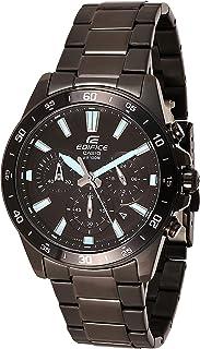Casio Edifice Analog Black Dial Men's Watch-EFV-570DC-1AVUDF (EX497)