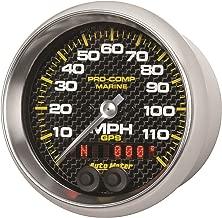 Auto Meter AutoMeter 200637-40 Gauge, Speedometer, 3 3/8