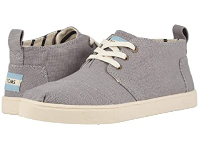 TOMS Botas Cupsole (Morning Dove Heritage Canvas Cupsole) Women