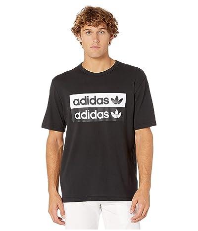 adidas Originals Vocal Logo Tee (Black) Men
