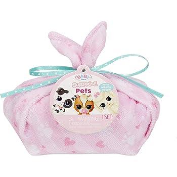 Baby Born Surprise Pets with 8+ Surprises, Color Change and Bathtub Series 1-2, Multicolor