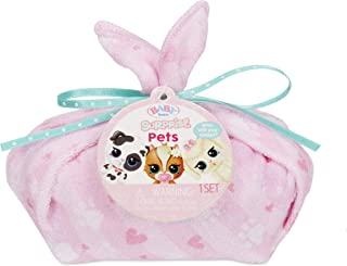 Baby Born Surprise Pets with 8+ Surprises, Color Change and Bathtub Series 1-2, Multicolor