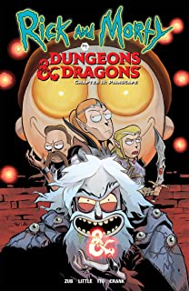 Rick and Morty vs. Dungeons & Dragons II: Painscape (2)