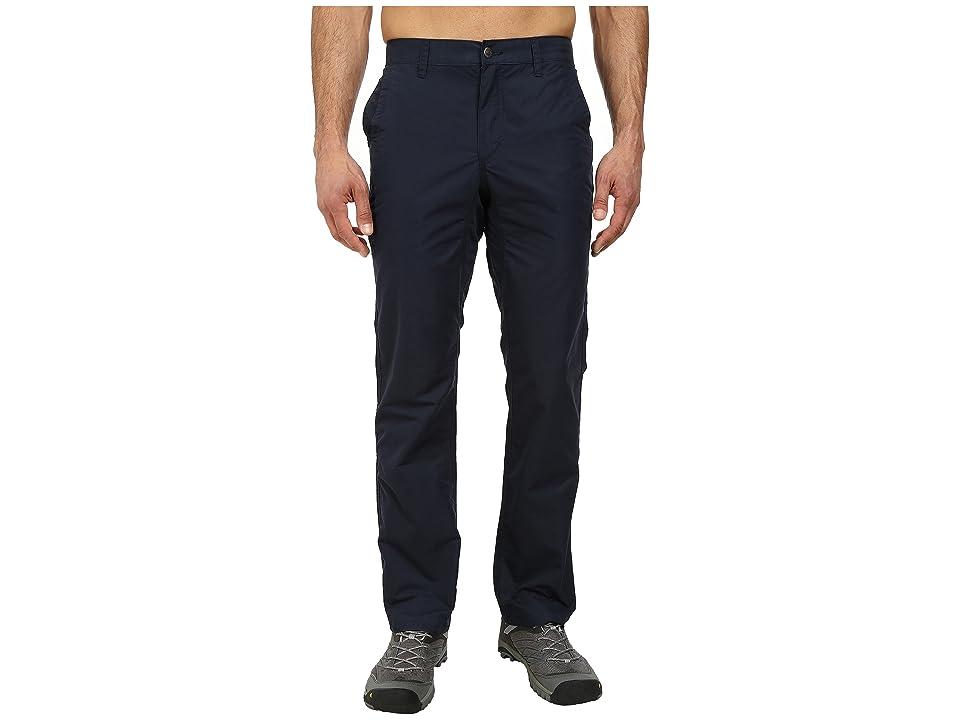 Mountain Khakis Slim Fit Poplin Pant (Navy) Men