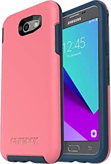OtterBox Symmetry Case for Galaxy J3 (2017)/Express Prime 2/Amp Prime 2/Sol 2/J3 Emerge/J3 Prime/J3 Luna Pro - Non-Retail Packaging - Saltwater Taffy