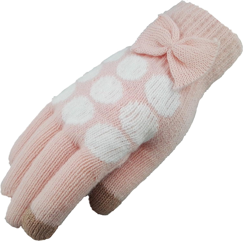 Ultra Soft Knit Gloves