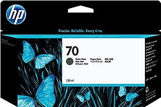 Best HP 70 Matte Black 130-ml Genuine Ink Cartridge (C9448A) for DesignJet Z5400, Z5200, Z3200, Z3100 & Z2100 Large Format Printers Review