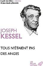Livres Tous n'étaient pas des anges (Le Goût des idées t. 28) PDF