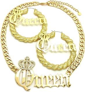 Best 80s hip hop jewelry Reviews