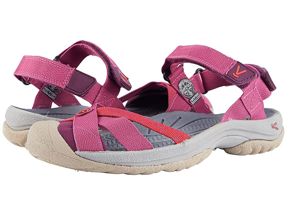 Keen Bali Strap (Red Violet/Boysenberry) Women