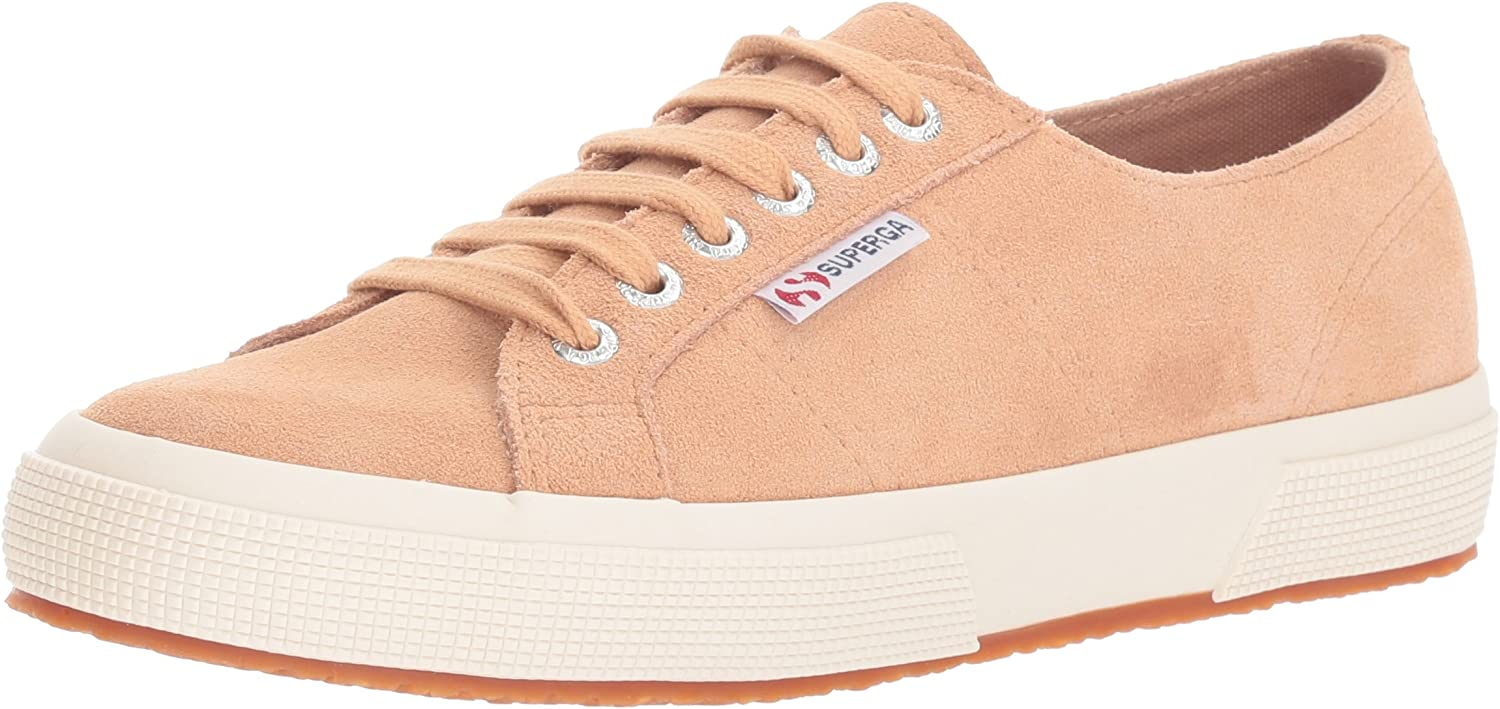 Superga Womens 2750 Suedes Fashion Sneaker