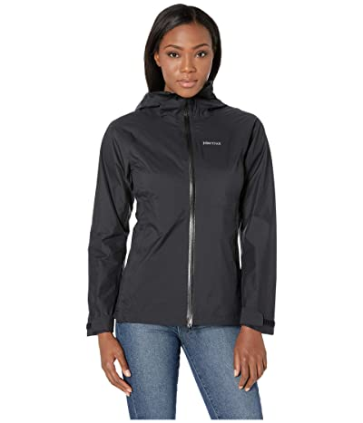 Marmot PreCip(r) Stretch Jacket (Black) Women