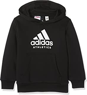Felpa Adidas Originals HOODIE BIG TREFOIL FS1858