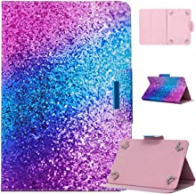 Universal 7 inch Tablet Case, ANGELLA-M Folio Cover Stand & Card Slots Protective Case Huawei MediaPad T1 7.0 /MediaPad T2 7.0 - C09