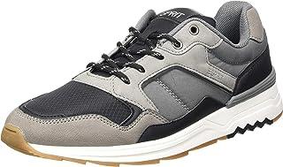 ESPRIT Sneaker aus Material-Mix