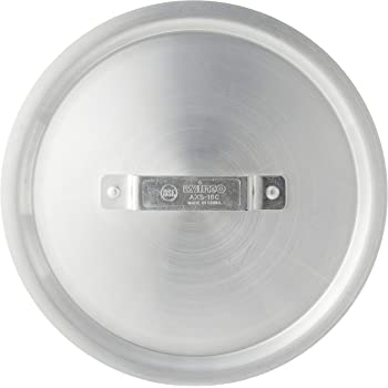 Winco Stock Pot Cover, 8/10/12/16-Quart