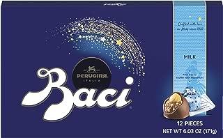 Baci Perugina Milk Chocolate 12 Piece Box, 6.03 Ounce