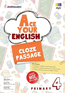 Primary 4 Ace Your English Cloze Passage