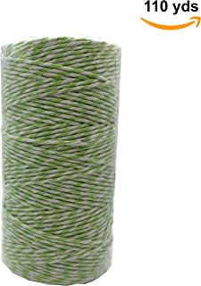 Bakers Twine Light Green 110 yd. Cotton Craft String