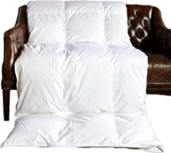 Cloud Nine Comforts Contessa Comforter, King, Superior White