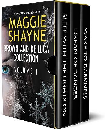 Brown and de Luca Collection Volume 1: A Paranormal Suspense Box Set (A Brown and de Luca Novel) (English Edition)