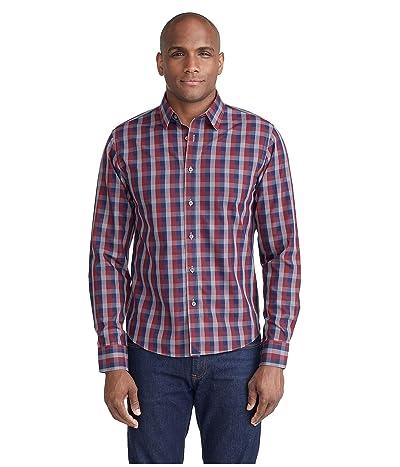 UNTUCKit Wrinkle-Free Pomerol Shirt (Red/Grey) Men