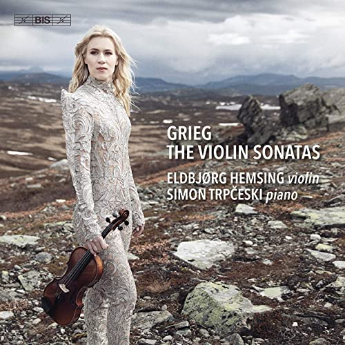 Grieg: Violin Sonatas - Hemsing: Homecoming
