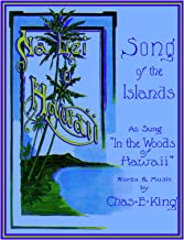 Na Lei O Hawaii - Song of the Islands - piano/vocal