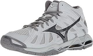 Mizuno Men's Wave Tornado X2 Mid Volleyball Shoes