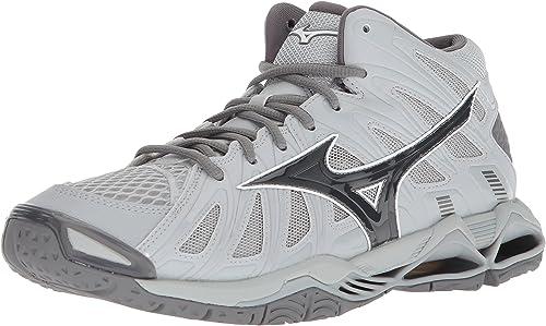 Mizuno Wave Tornado X2 Mid Volleyball chaussures, gris, Hommes's Hommes's 16 D US  meilleur choix