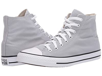 Converse Chuck Taylor All Star Seasonal Color Hi (Wolf Grey) Lace up casual Shoes