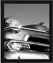 Americanflat Poster Frame, 18x24 inches, Thick Molding, Black