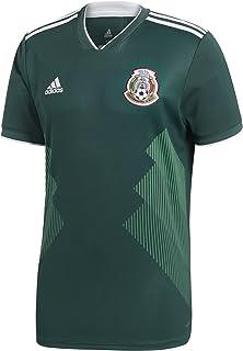 adidas Mens 2018 Mexico Home Replica Jersey