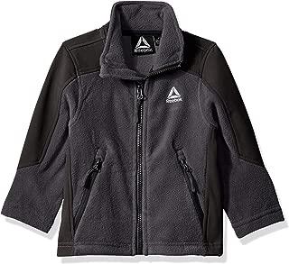 Reebok Boys' Active Polar Fleece Softshell Jacket