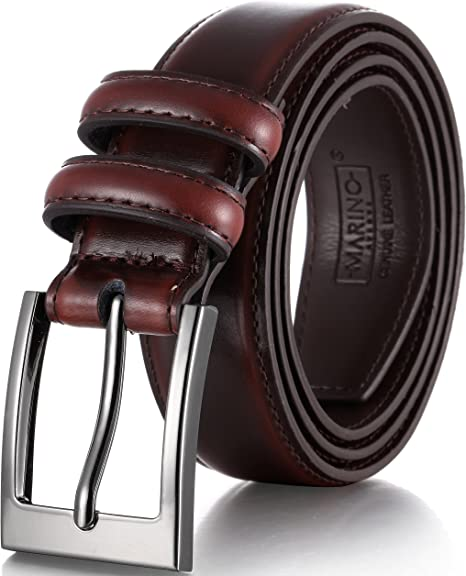 Marino's-Men-Genuine-Leather-Dress-Belt-with-Single-Prong-Buckle