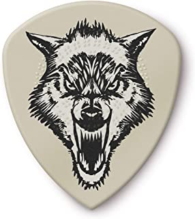 JIM DUNLOP Hetfield's White Fang Custom Flow 1.14mm Guitar Picks (PH122R1.14)