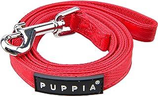 Puppia Legacy Lead, Red, Medium, 0.03 kg