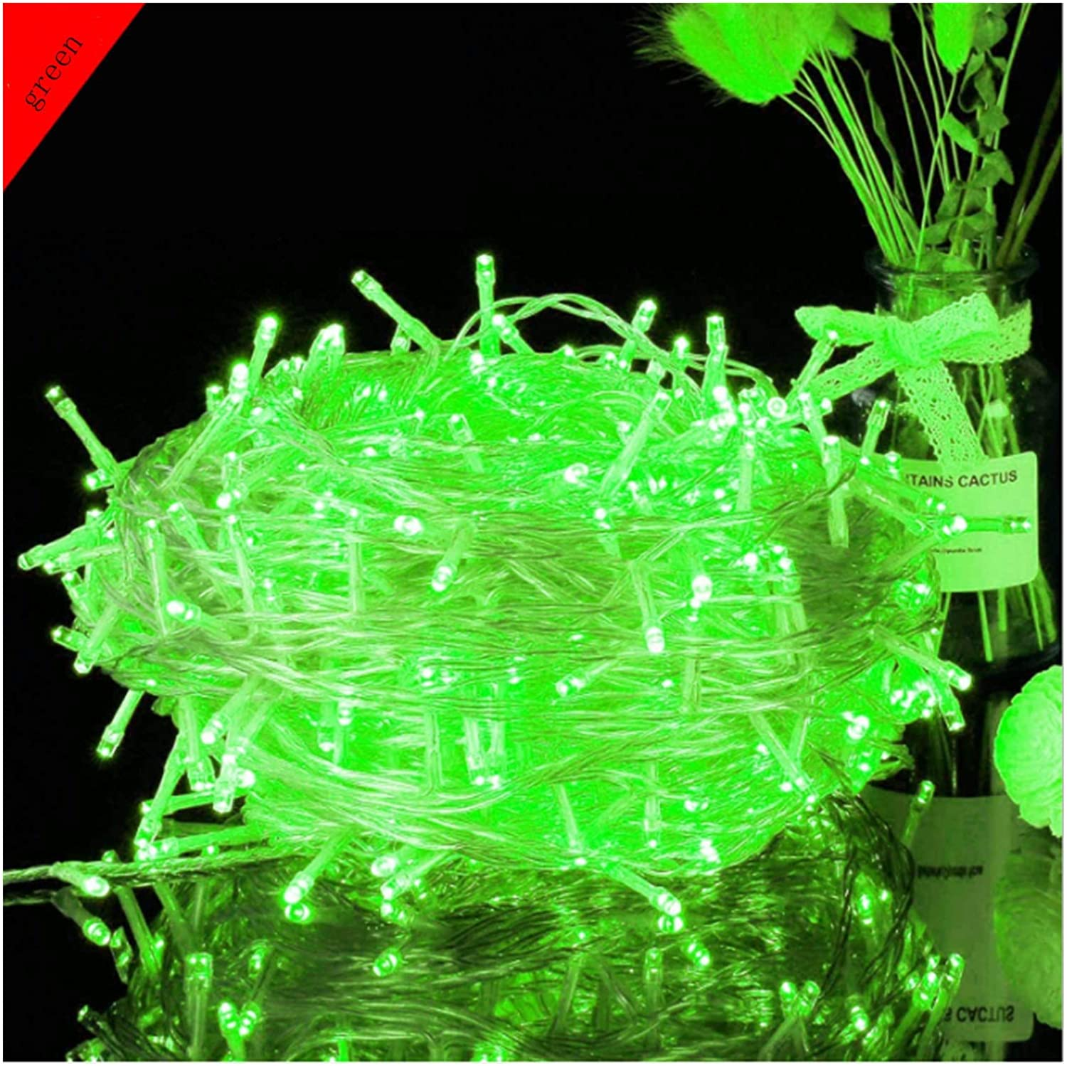 LIUPENGWEI Fairy String Lights 10M~600M Colourful Free Shipping Cheap Bargain Gift Wire Factory outlet Outdoor